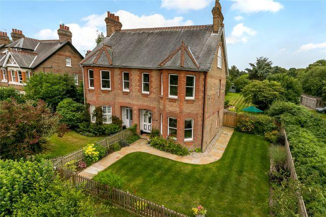 Thumbnail Semi-detached house for sale in London Road, Little Kingshill, Great Missenden, Buckinghamshire