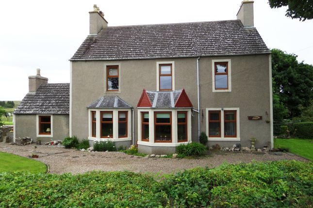 Thumbnail Detached house for sale in Halkirk, Caithness