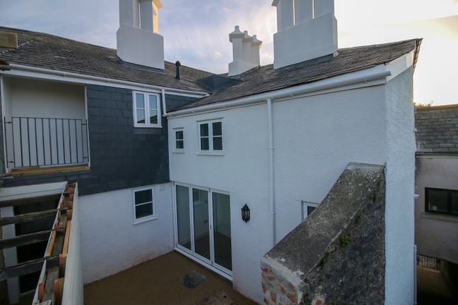 Thumbnail Maisonette for sale in Park Crescent, St Marychurch, Torquay
