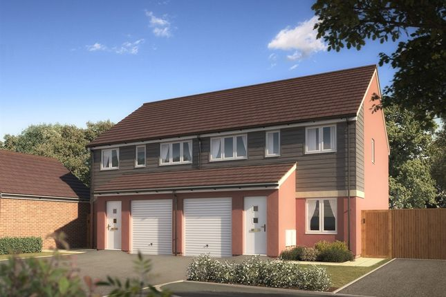 "Thumbnail Semi-detached house for sale in ""The Piccadilly"" at High Street, Twyning, Tewkesbury"