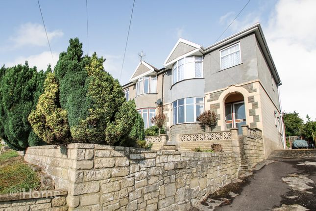 Thumbnail Semi-detached house for sale in The Hollow, Bath