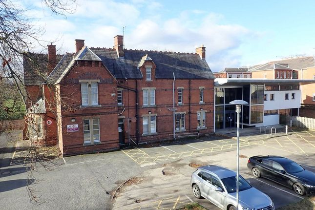 Thumbnail Office for sale in Vicarage Road, Hereford, Herefordshire