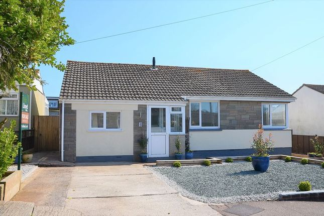 Thumbnail Bungalow for sale in Meadow Park, Brixham
