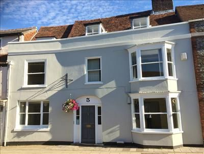 Thumbnail Office for sale in 3 East Street, Ground, First And Second Floors, Alresford, Hampshire