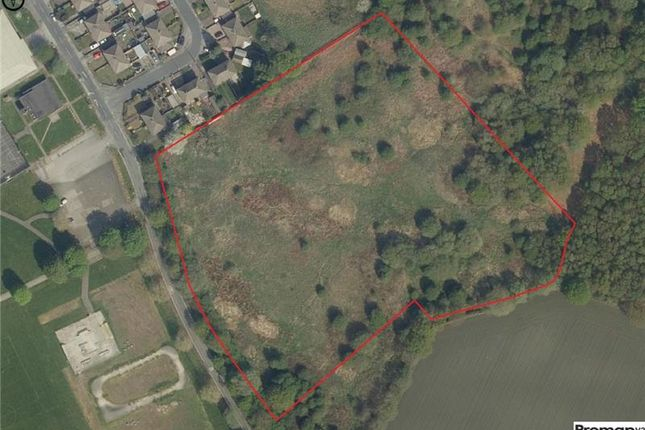 Thumbnail Land for sale in Land At, Moss Lane, Partington, North West