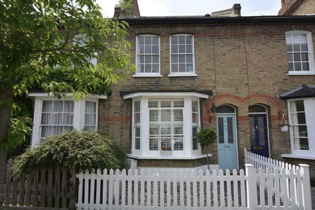 Thumbnail Terraced house for sale in Wick Road, Teddington