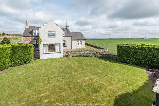 Thumbnail Farmhouse for sale in Redford, Carmyllie Arbroath