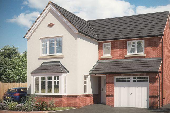 Thumbnail Detached house for sale in Golwg-Y-Bryn, Ebbw Vale