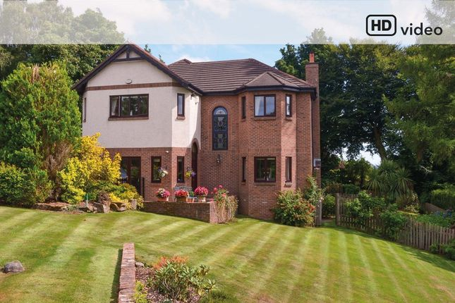 Thumbnail Detached house for sale in Queens Point, Shandon, Helensburgh