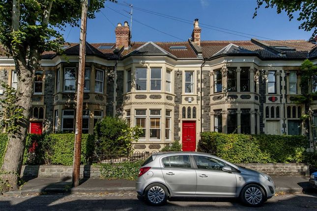 Thumbnail Terraced house for sale in Richmond Avenue, Montpelier, Bristol