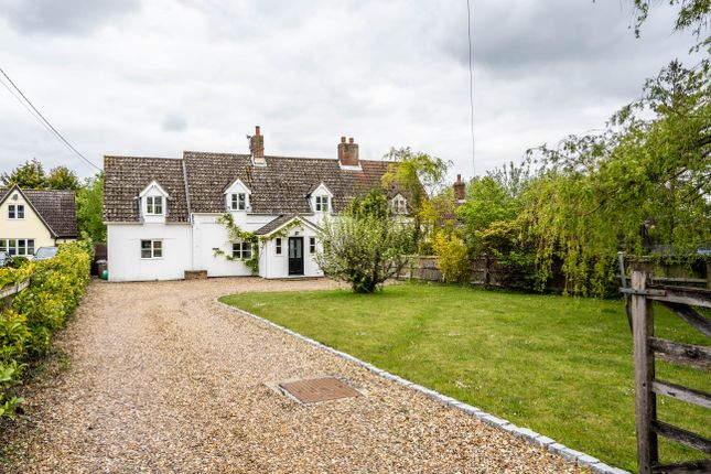 5 bed cottage for sale in Bury Road, Hargrave, Bury St. Edmunds IP29