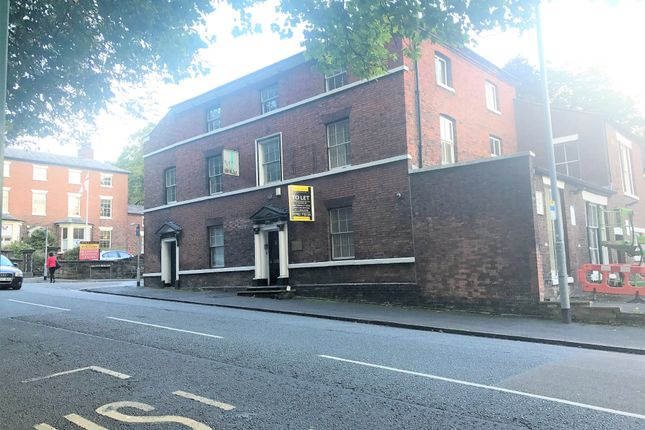 Office to let in Whole Building, Mic House, 8 Queen Street, Newcastle-Under-Lyme, Staffordshire