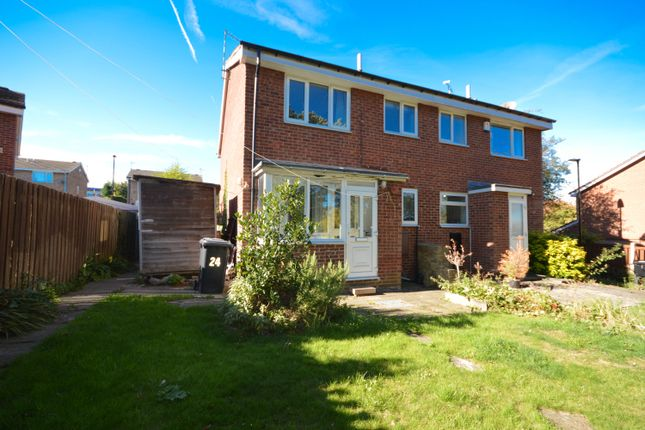 Thumbnail Terraced house for sale in Oakworth Close, Halfway, Sheffield