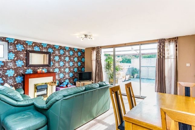 Thumbnail Terraced bungalow for sale in Stamford Close, Plymouth