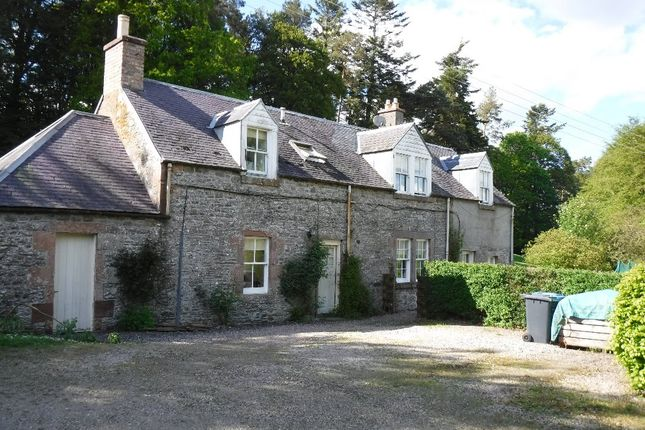 Thumbnail Detached house to rent in Sunnylea, Hawick, Scottish Borders