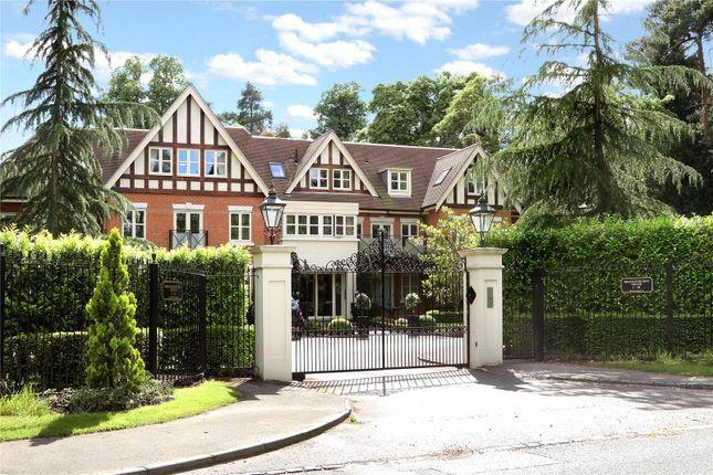 Thumbnail Flat for sale in Brockenhurst House, Brockenhurst Road, Ascot, Berkshire