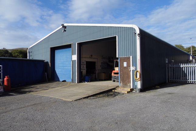 Thumbnail Industrial for sale in Foel, Welshpool