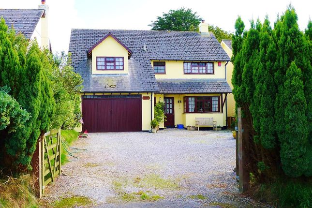 Thumbnail Detached house for sale in Meadow Banks, Church Road, Highampton, Beaworthy