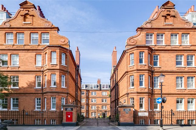 Thumbnail 1 bed flat for sale in Elm Park Mansions, Park Walk, Chelsea