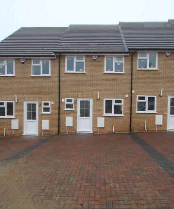 Thumbnail Terraced house for sale in Breakspear, Stevenage, Hertfordshire