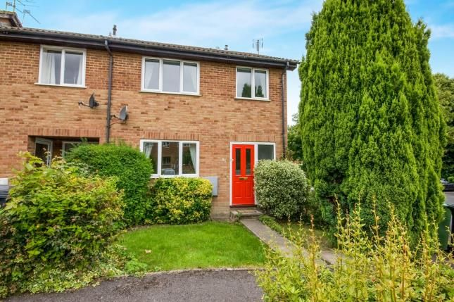 2 bed terraced house for sale in Chineham, Basingstoke, Hampshire