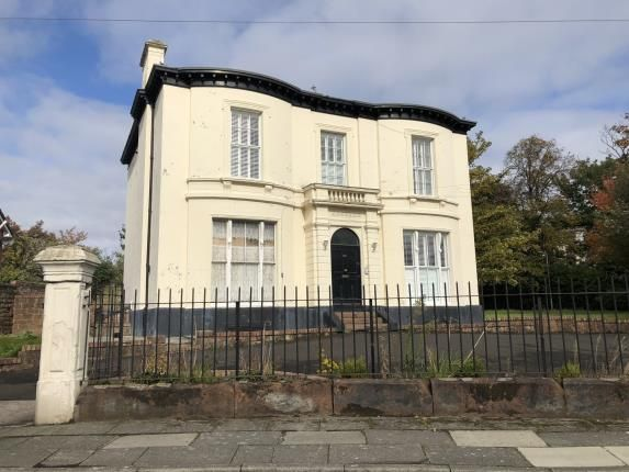 Thumbnail Detached house for sale in Sandown Road, Wavertree, Liverpool, Merseyside