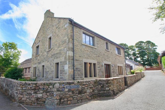 Thumbnail Detached house for sale in The Paddock, Overton, Morecambe