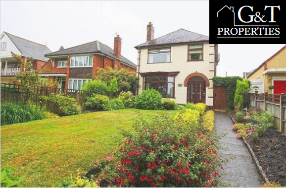 Thumbnail Detached house to rent in Birmingham New Road, Wolverhampton