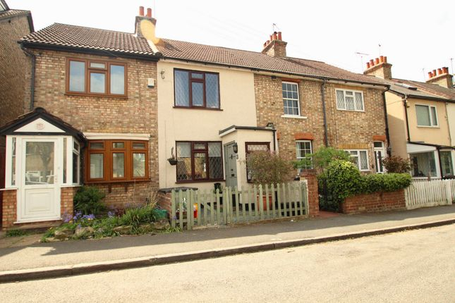 Thumbnail 2 bed terraced house for sale in Pitt Road, Farnborough Village