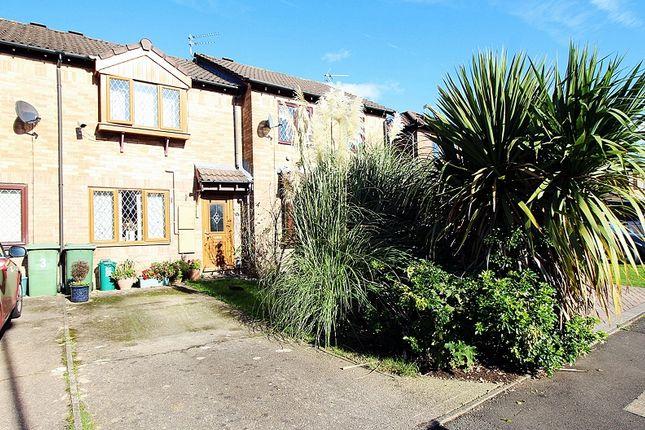 Thumbnail Terraced house for sale in Silverton Drive, Cross Inn, Pontyclun, Rhondda, Cynon, Taff.