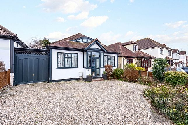 Thumbnail Detached bungalow for sale in The Crescent, Loughton