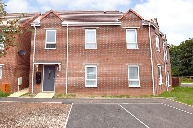 Thumbnail Flat to rent in Staddle Stone Road, Exeter