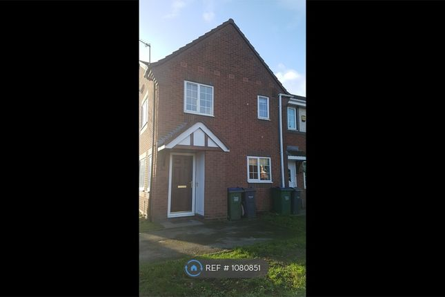 1 bed terraced house to rent in Tamebridge, Walsall WS5