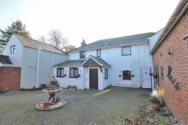 Thumbnail Detached house to rent in Sway Road, Tiptoe, Lymington