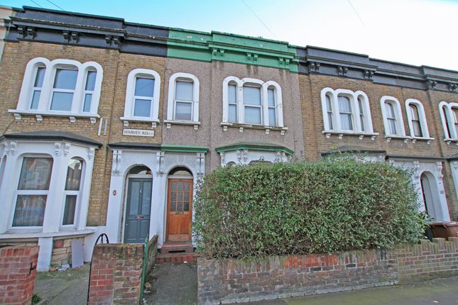 Thumbnail Terraced house to rent in Harvey Road, Leytonstone