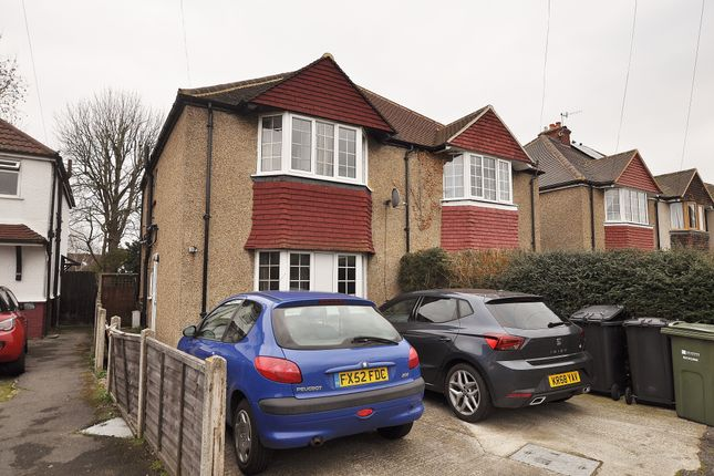 Thumbnail Semi-detached house to rent in Grantley Road, Guildford