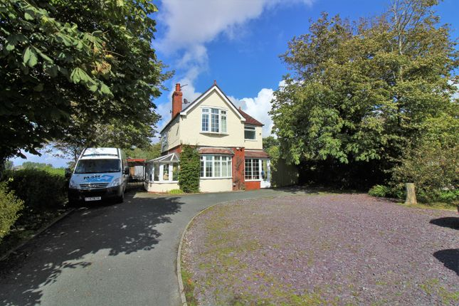 Thumbnail Detached house for sale in The Willows Lancaster Road, Preesall
