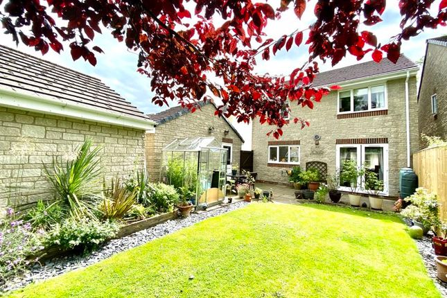 Thumbnail Detached house for sale in Woodsage Way, Calne