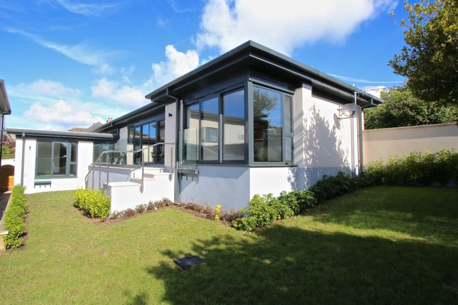 Thumbnail Bungalow for sale in Hill Road, Swanage