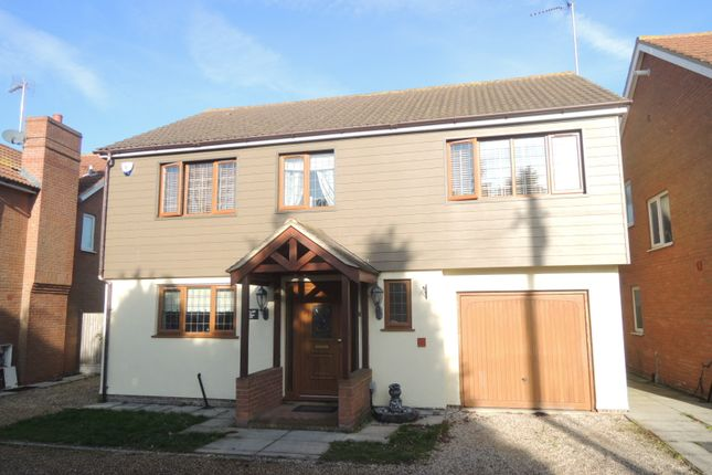 Thumbnail Detached house for sale in Thorpe Road, Kirby Cross