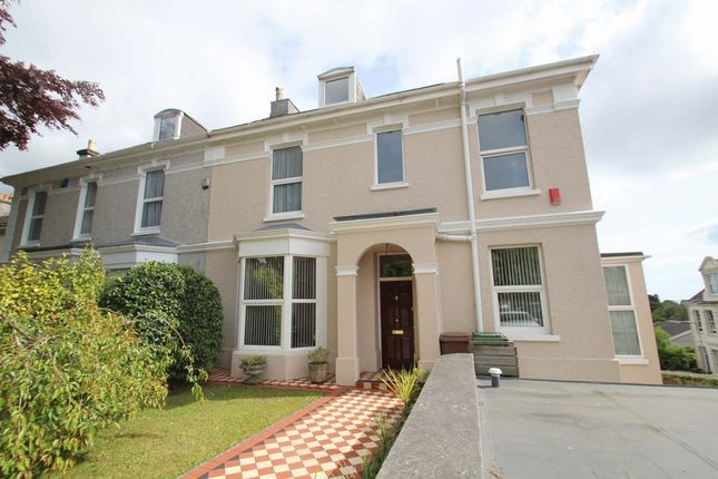 Thumbnail Semi-detached house for sale in Hartley Avenue, Mannamead, Plymouth