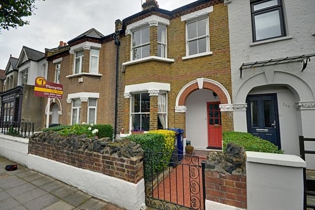 Thumbnail Terraced house for sale in Acton Lane, Chiswick