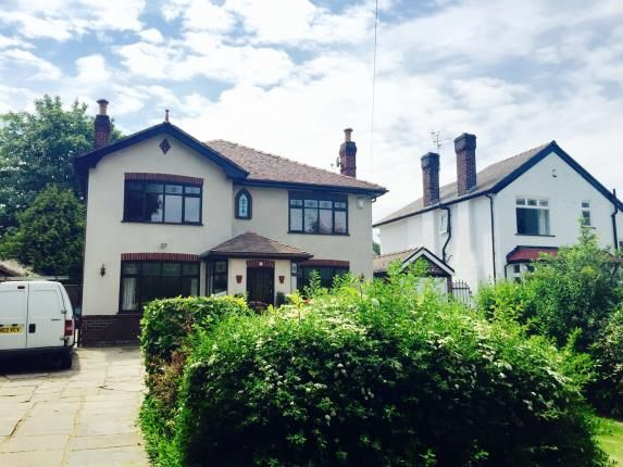 Thumbnail Detached house for sale in High Street, Hale Village, Liverpool, Cheshire