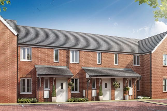 """2 bedroom terraced house for sale in """"The Alnwick"""" at Pound Lane, Thatcham"""