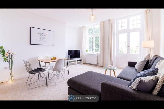 Thumbnail Flat to rent in Burlington Mansions, Bournemouth