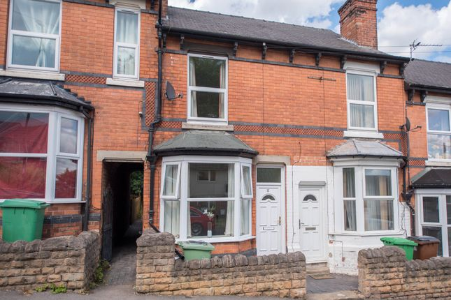 Thumbnail End terrace house for sale in Hungerhill Road, Nottingham
