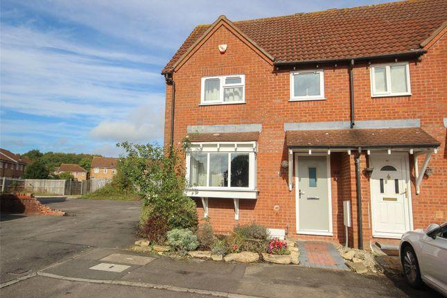 Thumbnail End terrace house for sale in Stanshaws Close, Bradley Stoke, Bristol