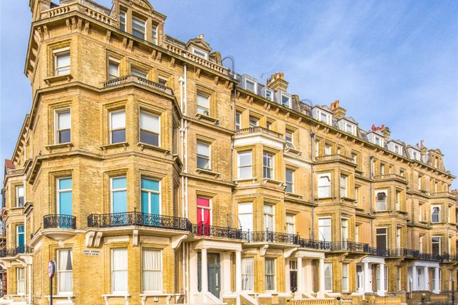 Thumbnail Flat for sale in Kings Gardens, Hove, East Sussex