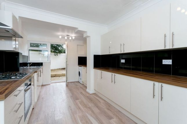Thumbnail Terraced house to rent in Cromwell Road, Muswell Hill