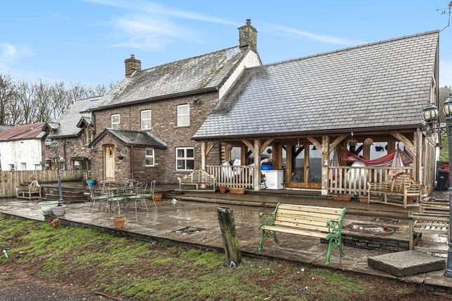 Thumbnail Detached house for sale in Talybont-On-Usk, Brecon, Powys
